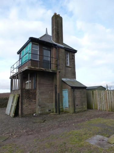 Original Usan Coastguard Tower
